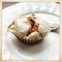 Pumpkin Spice Latte Cupcakes {Pumpkin Spice Cupcakes with a Coffee Cream Cheese Icing}